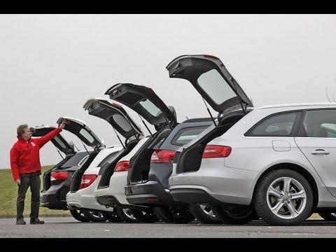 Audi A4 Avant & Co - Diesel-Kombis im Test