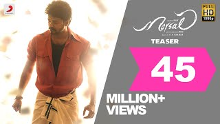 Download Mersal - Official Tamil Teaser | Vijay | A R Rahman | Atlee 3Gp Mp4