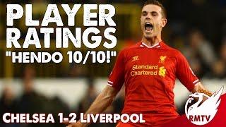 Chelsea v Liverpool 1-2 | Henderson 10/10 | #LFC Player Ratings