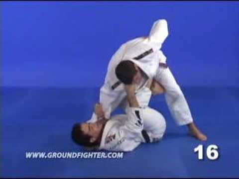 Marcelo Garcia Winning Brazilian Jiu-Jitsu Series 2 - X-Guard Image 1