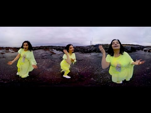 björk: stonemilker (360 degree virtual reality)