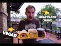 Meat Eater Tries Plant Power Fast Food | Redlands, CA