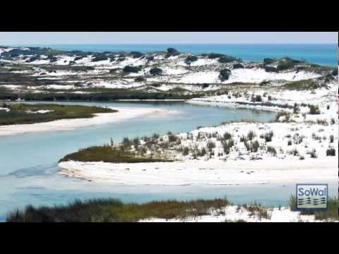 A Video Tour of Grayton Beach, Florida in South Walton