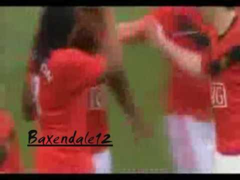 Antonio Valencia Welcome to Manchester United