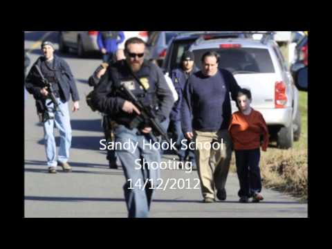 Alan Watt Sandy Hook School Shooting Americas Dunblane / Gun Ban 14/12/2012