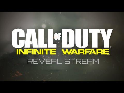 Call of Duty®: Infinite Warfare Reveal Stream