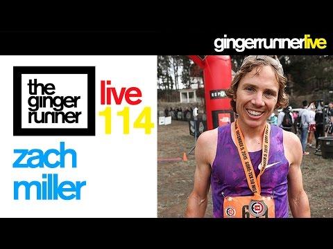 GINGER RUNNER LIVE #114   Zach Miller, Madeira...
