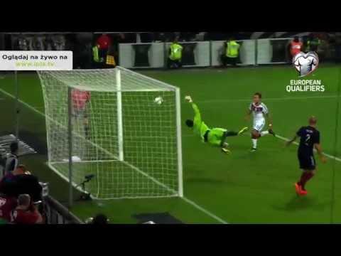 Piłka Nożna / Eliminacje UEFA EURO 2016 Mecz Polska - Niemcy