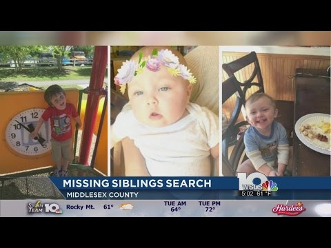 VSP looking for 3 children missing from Middlesex Co. believed to be in danger