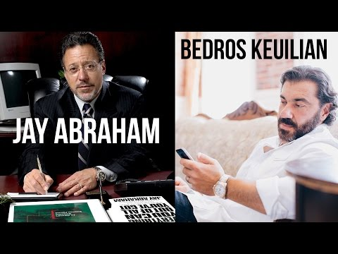 Personal Trainer Marketing WIth Jay Abraham and Bedros Keuilian