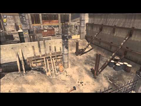 MW3 Infected Hiding Spots: Hardhat