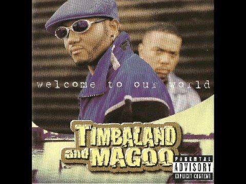 Timbaland - Man Undercover