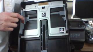 HP Officejet Pro 8100 ePrinter Unboxing & Setup
