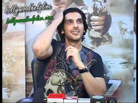 Interview Of Zayed Khan For Film Tezz