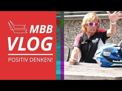 Motorrad Brune Bikes / VLOG / positives Denken