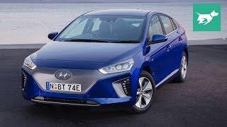 Hyundai Ioniq Electric 2019 review