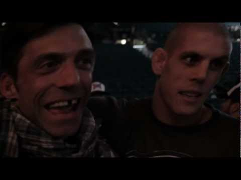 Joe Lauzon UFC 155 Video Blog 4