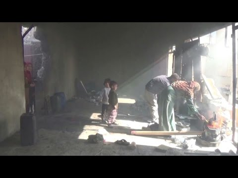 "ICRC: Humanitarian situation in Syria ""catastrophic"""