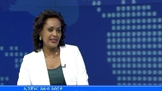 Interview With CEO of Ethiopian Electric Power Azeb Asnake