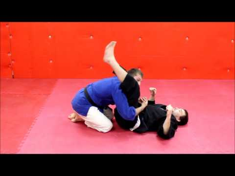 Stack Guard Pass (Double Under Guard Pass) - Learn to Grapple Image 1