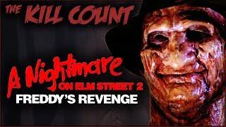 A Nightmare on Elm Street 2: Freddy's Revenge (1985) KILL COUNT