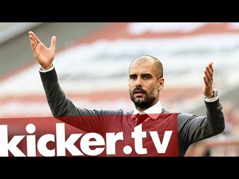 Guardiola und die Ärzte - Wir müssen sprechen - kicker.tv