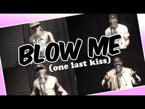 Pink - Blow Me (One Last Kiss) Official Music Video Cover - AHMIR