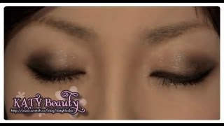 Cat Eyes Makeup♥