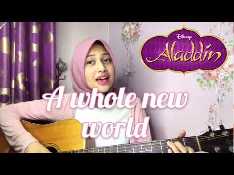 Download A Whole New World Guitar Cover | Dylan Mp4 baru