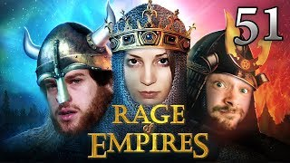 Rage Of Empires #51 mit Florentin, Marah & Marco | Age Of Empires 2