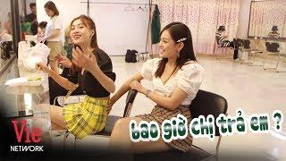 Ninh Dương Lan Ngọc mượn tiền Thùy Anh mua đồ và cái kết | BTS Nhanh Như Chớp