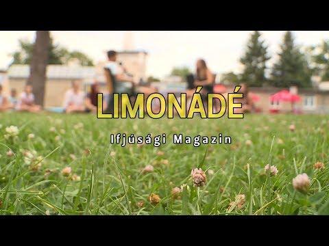 Limonádé - ifjúsági magazin - 2019.10.08. - Kedd - SopronTV