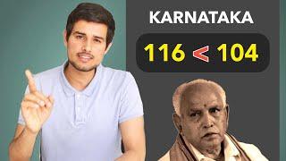 BJP vs Congress: Reality of Karnataka Results by Dhruv Rathee | Yedyurappa CM