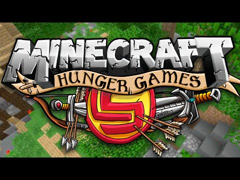 Minecraft: Hunger Games Survival w/ CaptainSparklez - RAINING IRON SWORDS