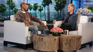 Ellen and Pharrell Discuss the Importance of Love and Acceptance