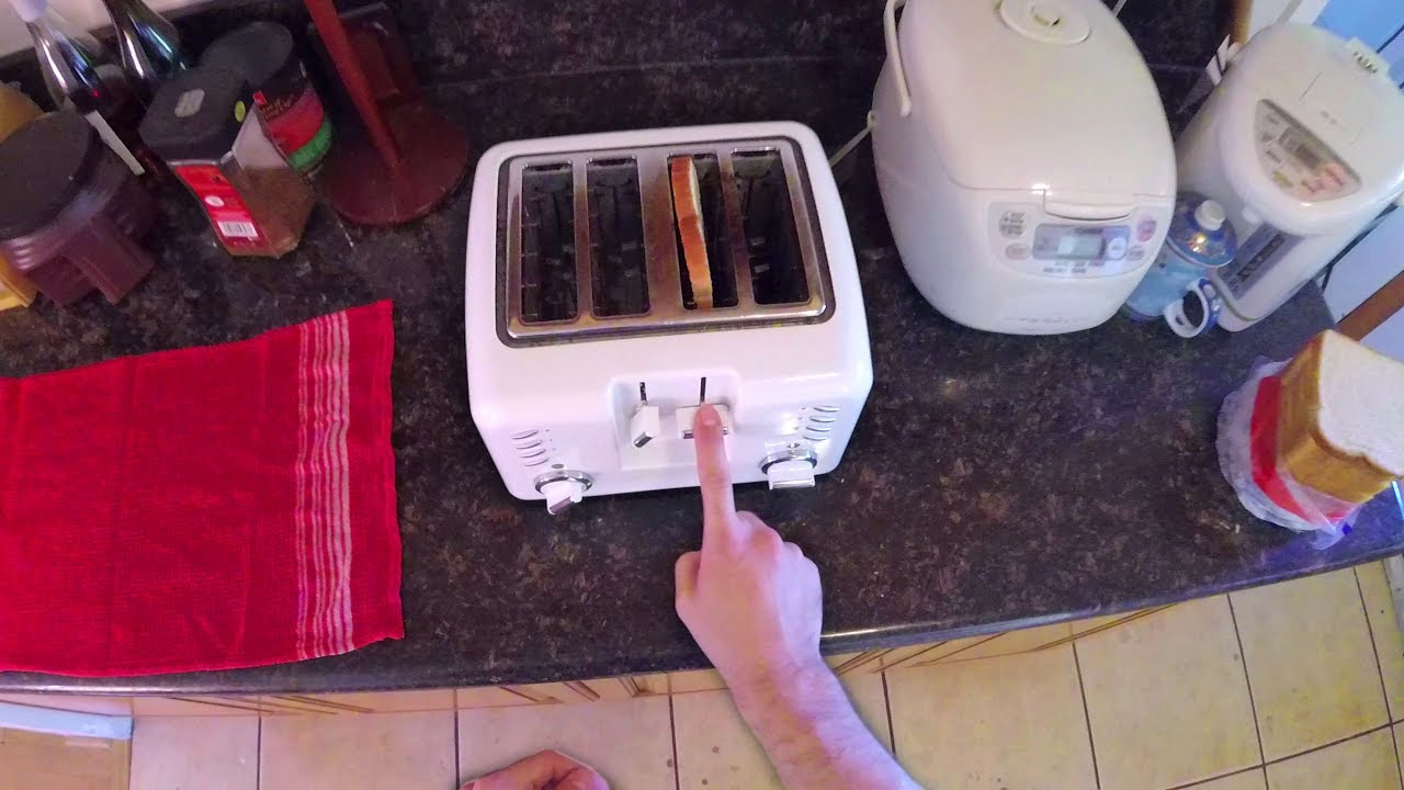 DIY experiment here guys. If you've always wanted to make your own toaster, this video is here to guide you in the process!