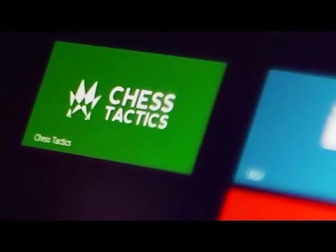 Chess Tactics - Chess App for Windows 8