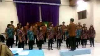 Persaudaraan Yang Rukun - Syalom Lelema Choir