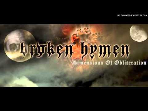 Broken Hymen - Dimensions Of Obliteration