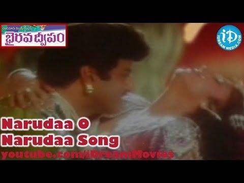 Narudaa O Narudaa Song - Bhairava Dweepam Movie Songs - Balakrishna...