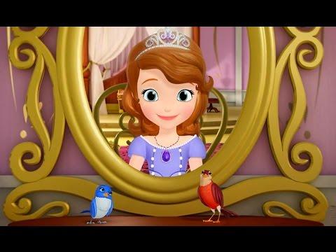 София Прекрасная - Волшебный амулет Авалора - Серия 14, Сезон 1   Мультфильм Disney про принцесс