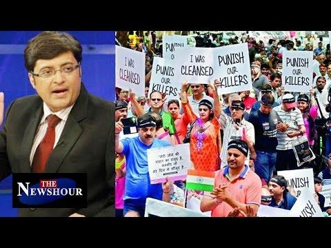 Kashmiri Pandits Deserve Justice After 26 Years? : The Newshour Debate (19th Jan 2016)