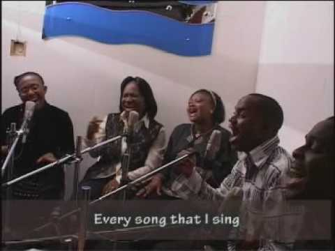 Panam Percy Paul - All Over To You (with the lyrics)
