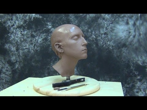 Special Effects Tutorial: Pouring A Monster Clay Head