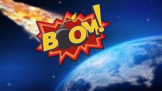 ENIGMA SOLUCIONADO - Explodindo o Meteoro