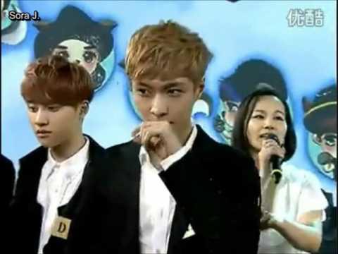 EXO Lay & Sehun