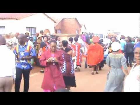Skipper Shabalala Wedding  Dance 1 video