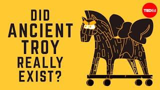 Did ancient Troy really exist? - Einav Zamir Dembin