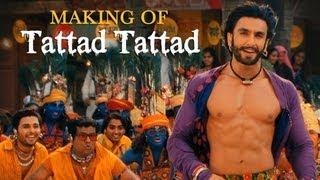 Song Making of (Tattad Tattad) | Goliyon Ki Raasleela Ram-leela