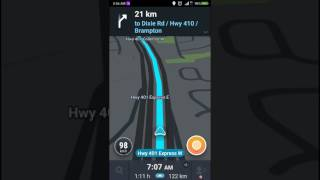 [RAW Video] Doogee Y6 Max 3D Buggy GPS ScreenCapture